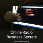 The super-easy way to set up an online radio station in Nigeria and make cool cash